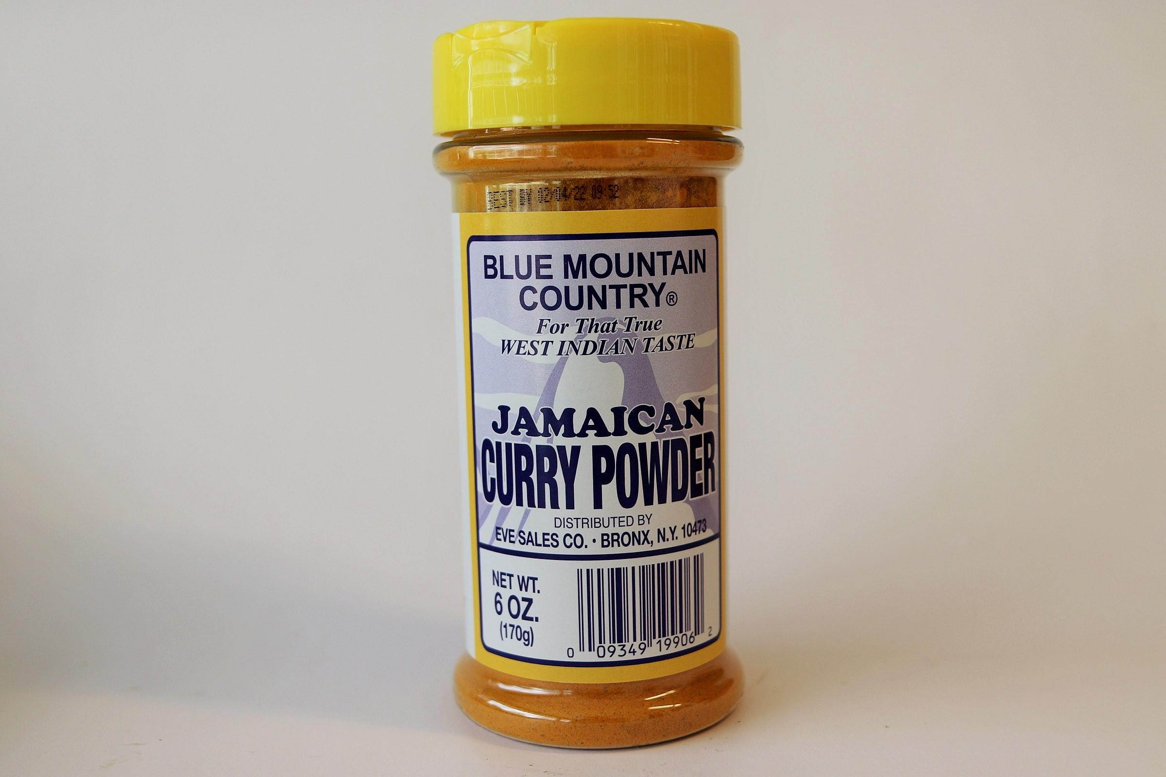 Curry Powder - Blue Mountain 'Mild' 170g