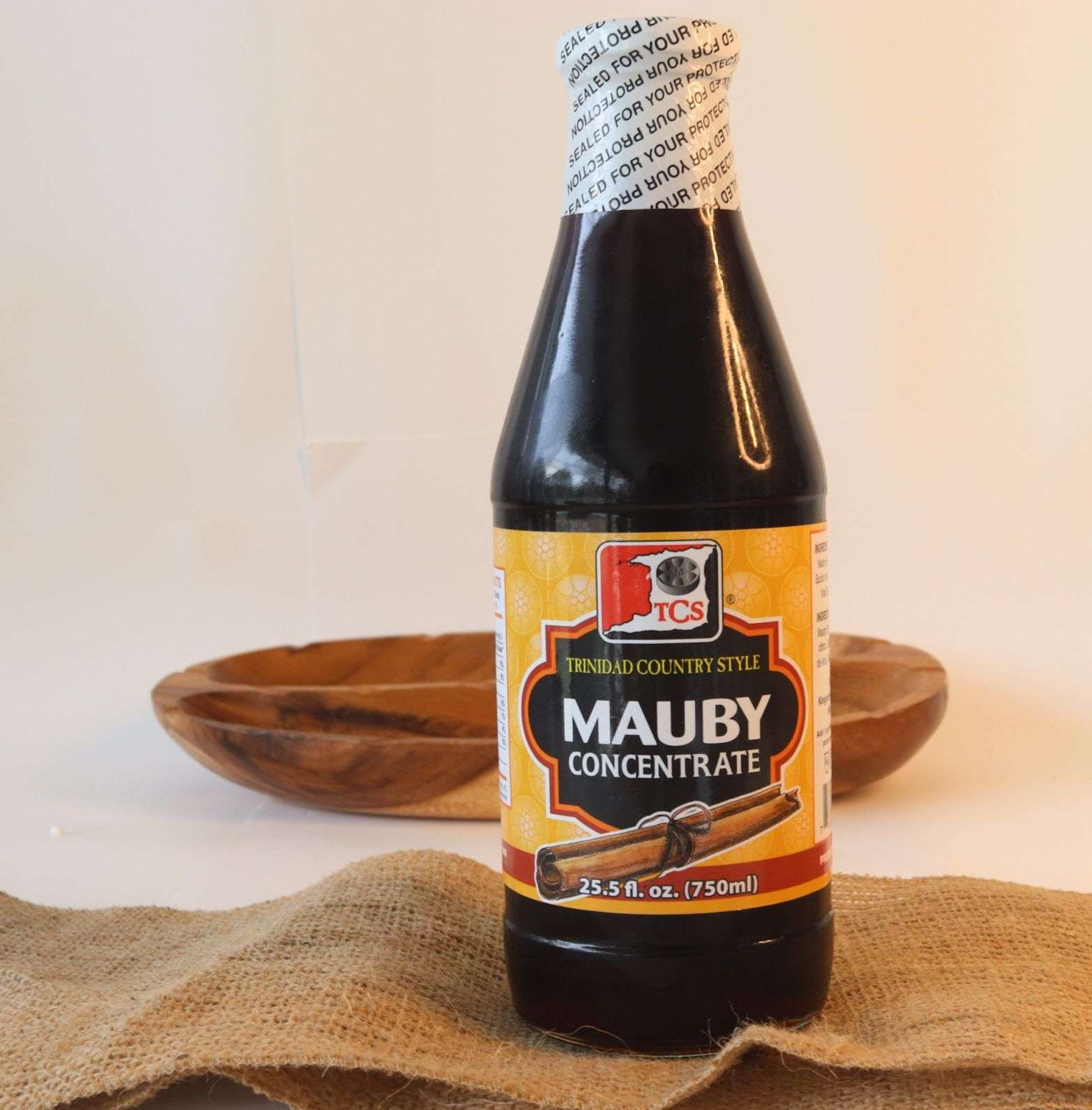 Trinidad Country Style Mauby Concentrate
