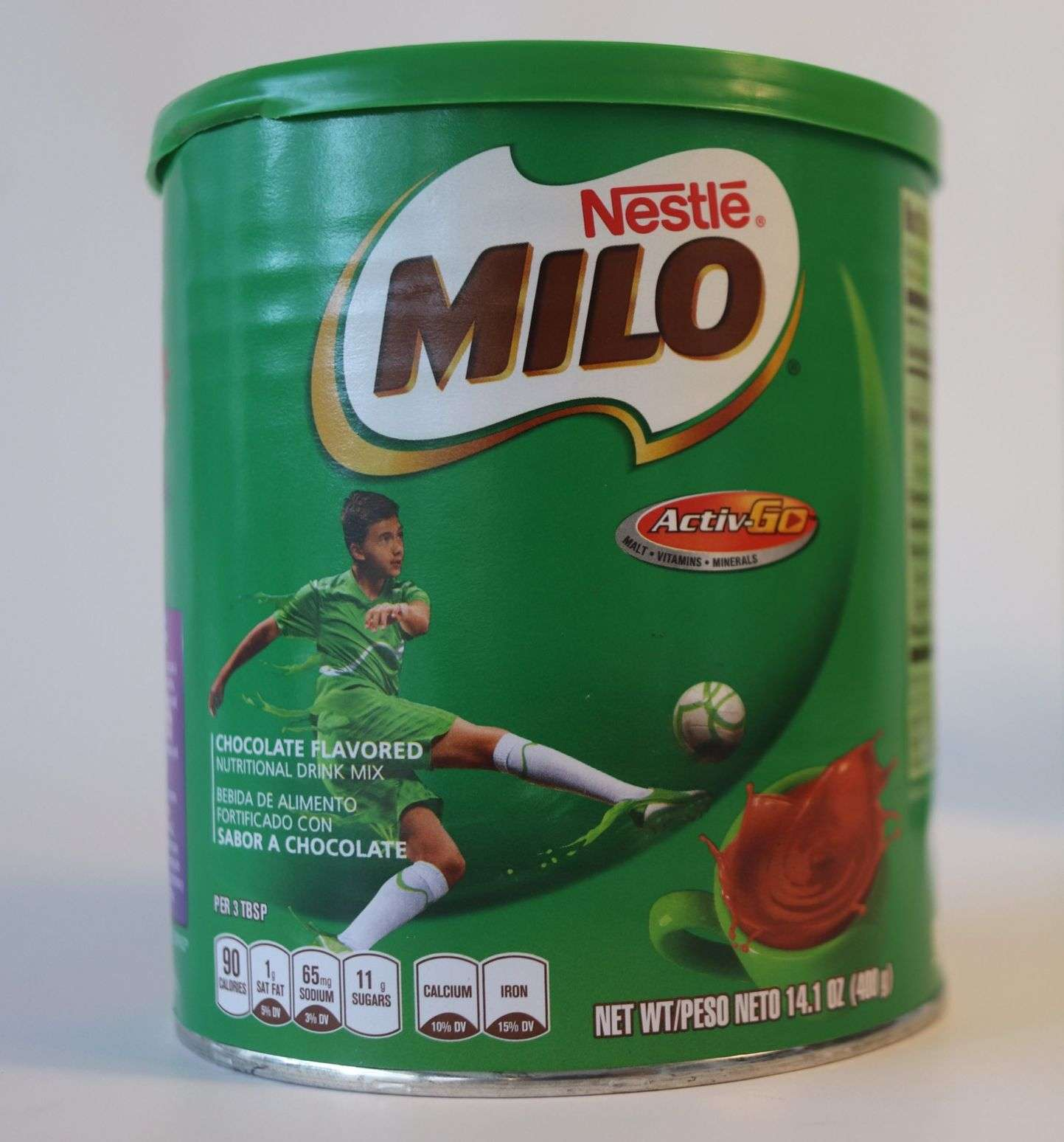 Nestle Milo Chocolate Flavored Drink Mix