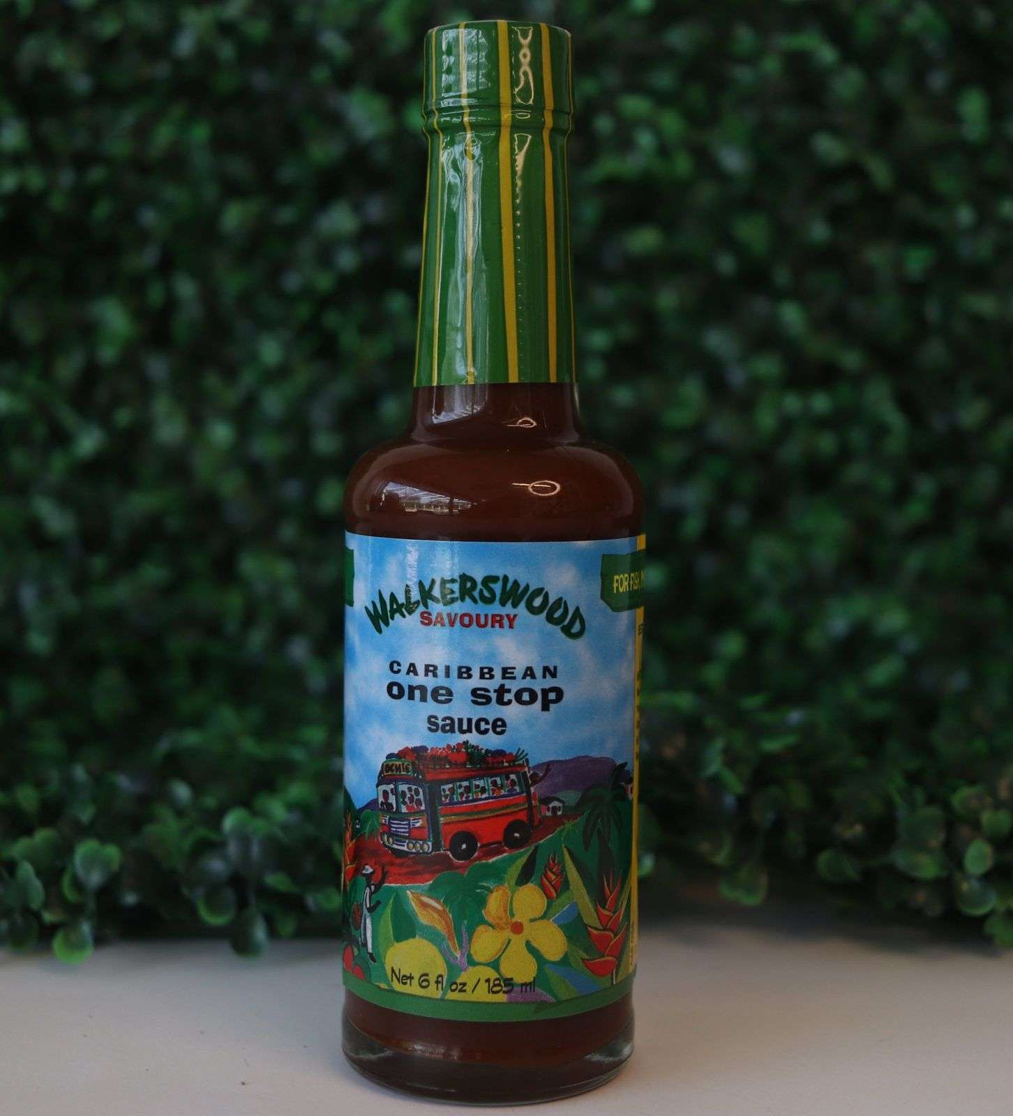 Walkerswood Savoury Caribbean One Stop Sauce
